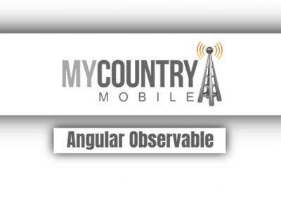 Angular Observable