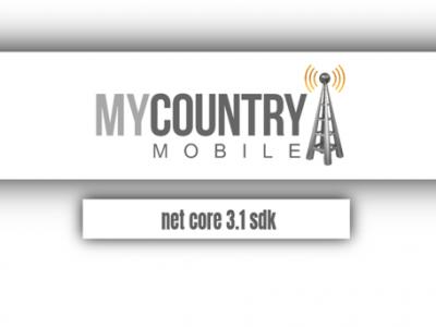 Net Core 3.1 SDK