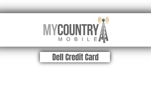 Dell Credit Card