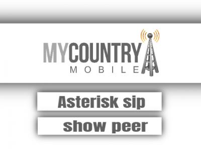 Asterisk sip show peer
