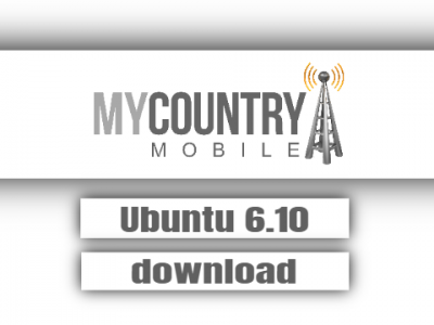 Ubuntu 6.10 Download