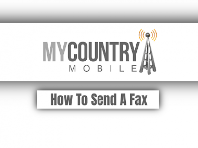How To Send A Fax?