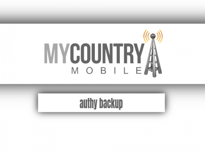Authy Backup