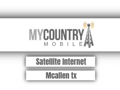 Satellite Internet Mcallen Tx