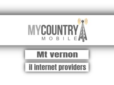 Mt Vernon Il Internet Providers