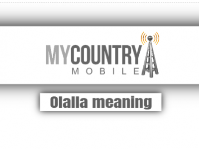 Olalla Meaning