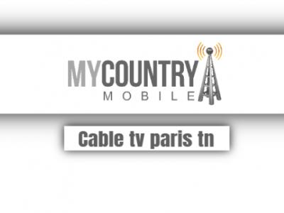 Cable Tv Paris Tn
