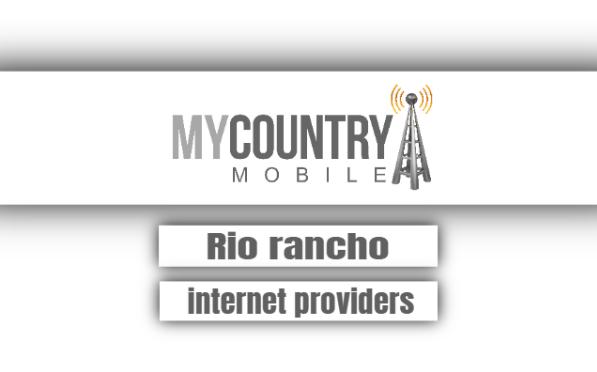 Rio Rancho Internet Providers