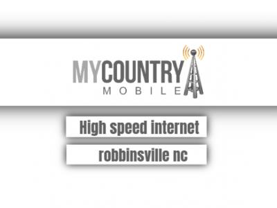 High Speed Internet Robbinsville Nc