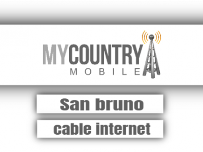 San Bruno Cable Internet