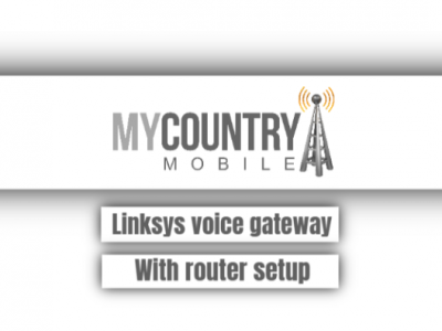 Linksys Voice Gateway With Router Setup