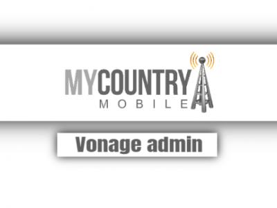 Vonage Admin