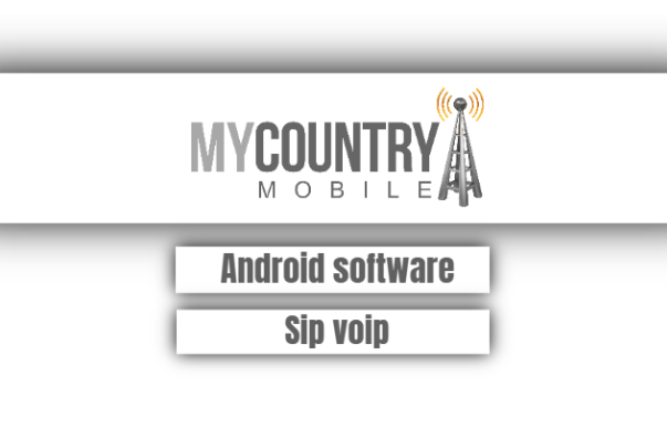 Android Software Sip Voip