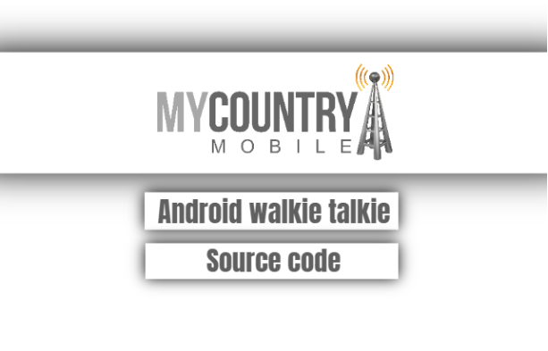 Android Walkie Talkie Source Code