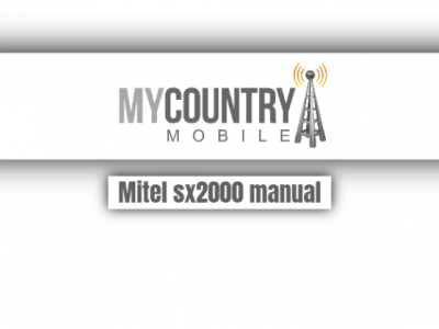 Mitel Sx2000 Manual