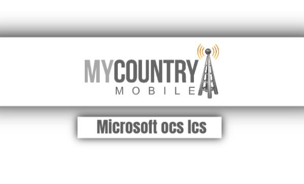 Microsoft Ocs Lcs