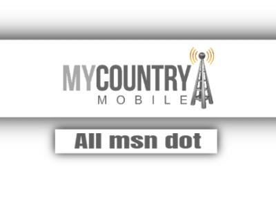 All Msn Dot
