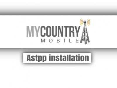 Astpp Installation