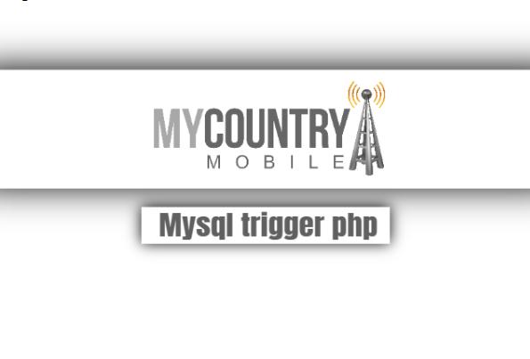 Mysql Trigger Php