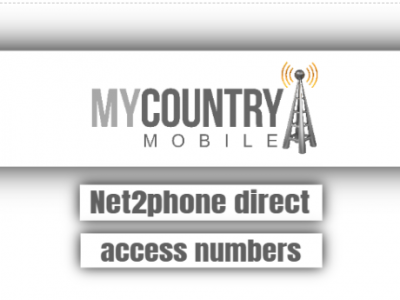 Net2Phone Direct Access Numbers