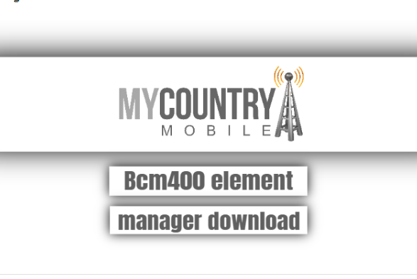 Element Manager Download
