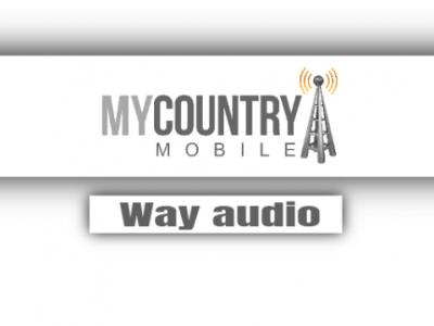 Way Audio