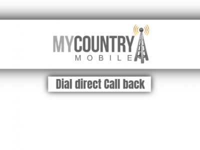 Dial Direct Call Back