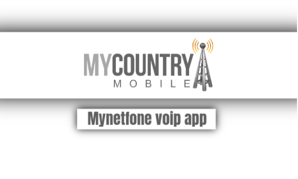 My Netfone Voip App