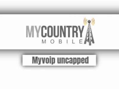 My VoIP Uncapped