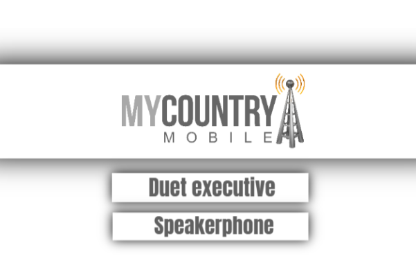 Duet Executive Speakerphone