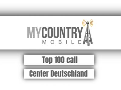 Top 100 Call Center Deutschland