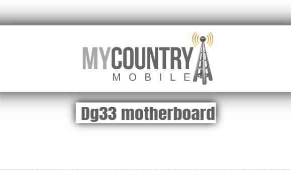 DG33 Motherboard