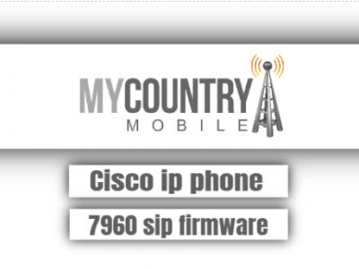 Cisco Ip Phone 7960 Sip Firmware