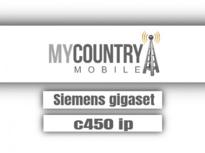 Siemens Gigaset C450 Ip