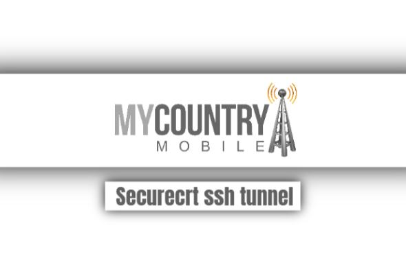 Securecrt Ssh Tunnel