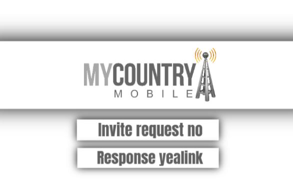 Invite Request No Response Yealink