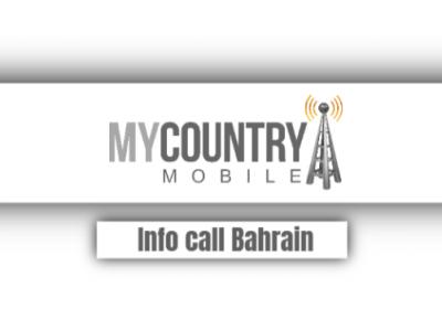 Info Call Bahrain