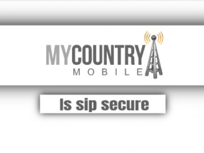 Is Sip Secure
