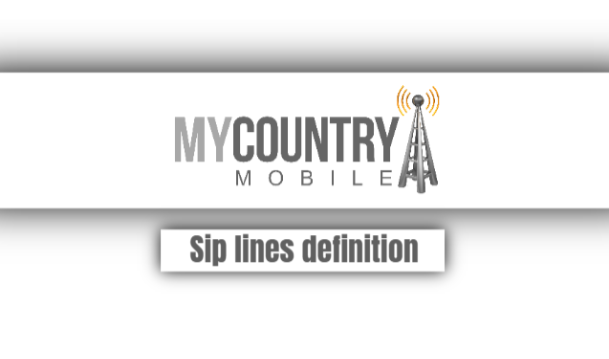 Sip Lines Definition