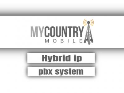 Hybrid Ip Pbx System