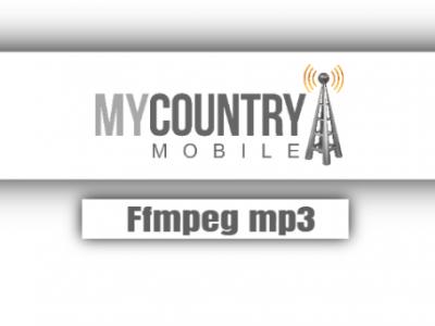 Ffmpeg Mp3