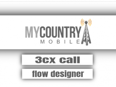 3Cx Call Flow Designer
