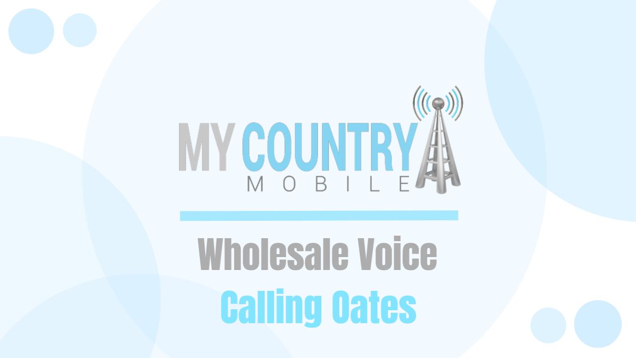 Calling Oates
