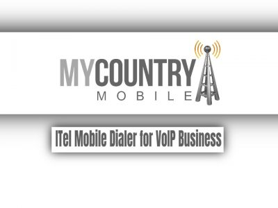 ITel Mobile Dialer for VoIP Business