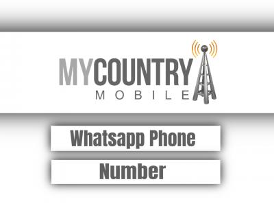 WhatsApp Phone Number