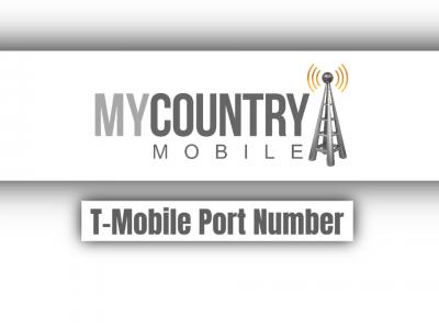 T-Mobile Port Number