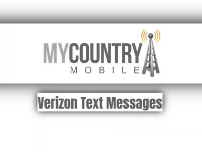 Verizon Text Messages