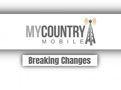 Breaking Changes