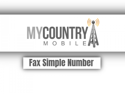 Fax Simple Number