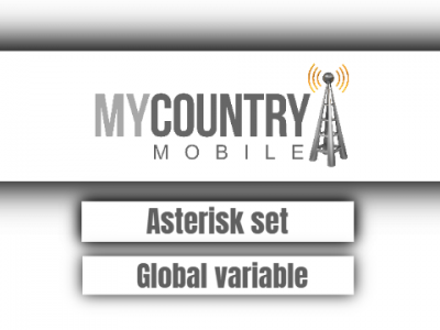 Asterisk Set Global Variable